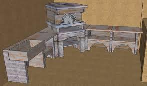 modele de cuisine d été modele cuisine d t modele cuisine acquipace avec ilot central