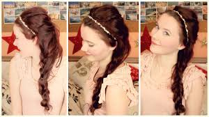 Hochsteckfrisurenen Prinzessin by Frisur Like A Princess Silvester 2013