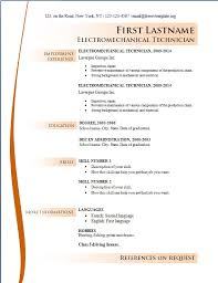 It Technician Resume Examples by 2014 Resume Templates It Technician Resume Technician Resume