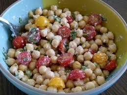 chickpea and deconstructed pesto salad pamela salzman u0026 recipes