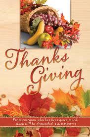 thanksgiving clip for church bulletins 101 clip