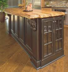 black kitchen islands kitchen islands black kitchen island with butcher block top