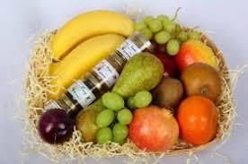 hospital gift basket hospital gift fruit basket luxury fruit baskets swaffham norfolk