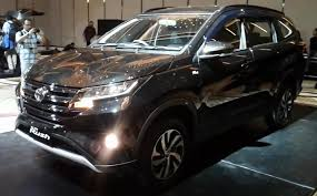 toyota new suv car 2018 all new rush review specs pricing features cars for sale