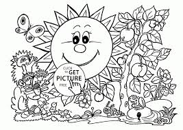 coloring pages garden flower garden coloring pages to download and
