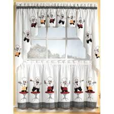 Types Of Curtains Decorating Colorful Kitchen Curtains Lovetoknow