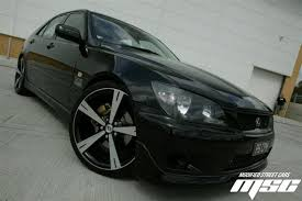 modified lexus is300 lexus is200 se pictures info modified cars