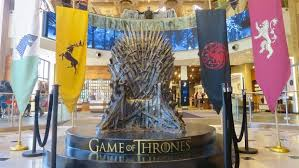 Chair Game Of Thrones Westeros In San Francisco Interactive Tech Infused U0027game Of
