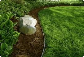 landscape edging ideas cheap ortega lawn care