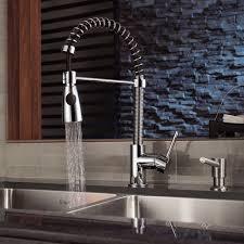 Kraus Kitchen Faucet Kraus Kpf 1612 Premium Kitchen Faucet Chrome Pro Pre Rinse Units