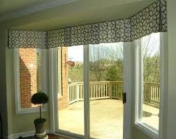 Ebay Patio Doors Bay Door Curtains Valence For Bay Window W Sliding Door Patio Door