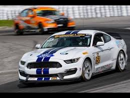 racing mustangs 2016 ford shelby gt350r c mustang race car