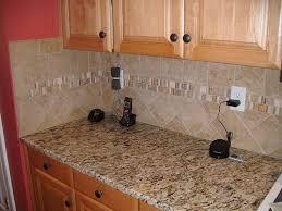 Modern Kitchen Tile Backsplash by Best 25 Santa Cecilia Granite Ideas On Pinterest Granite Colors