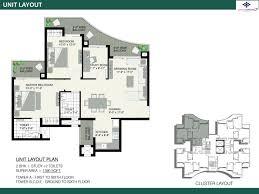 floor plan u2013 lotus arena 7 project sector 79 noida