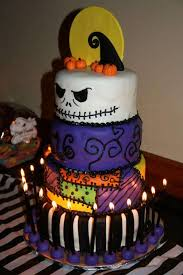nightmare before christmas cake decorations nightmare before christmas birthday party ideas photo 3 of 25