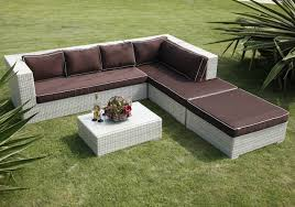 Plastic Outdoor Furniture by Outdoor Plastic Garden Sofa My Decorative