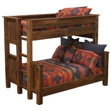 Barnwood Bunk Beds Fireside Lodge Furniture Company Fireside Lodge Furniture Your