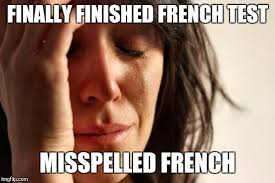Meme French - first world problems meme imgflip