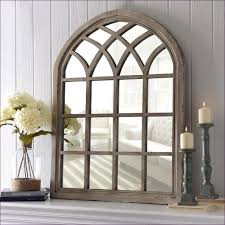 Wall Mirrors For Living Room by Furniture Stand Up Oval Mirror Frameless Wall Mirror Frameless