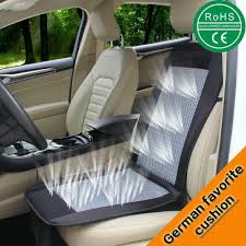 cooled car seat cover keep cool with the wagan cooling car seat
