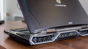 gaming laptop desk acer predator 21x review tech advisor
