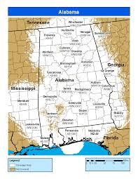 Tv Reception Map Noaa Weather Radio Alabama