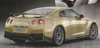 Nissan Gtr Update - japanese mag thinks nissan u0027s facelifted 2017 r35 gt r will look