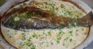 cuisine normande truite et moules à la normande recette par certi ferme