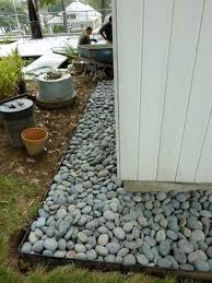 35 amazing ideas adding river rocks to your home design