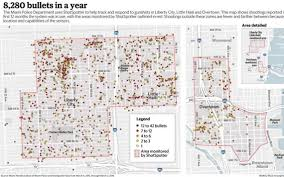Chicago Community Area Map by Gunfire Sensors Capture 8 280 Bullets Fired In One Year In Miami