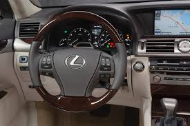 lexus ls 460 ugly wheels lexus ls luxury flagship gets world first interior technology