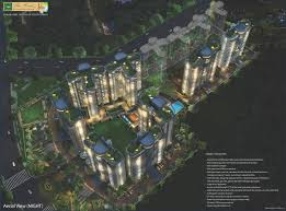 The Forest Map Omaxe The Forest Spa In Sector 43 Faridabad Price Location Map