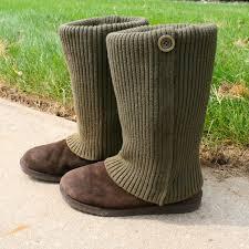 sweater boots la vie diy diy no sew sweater boots