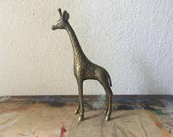 vintage giraffe ring holder images Vintage giraffe etsy jpg
