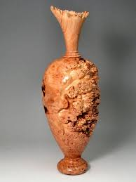 Wood Vases For Sale Turned Works Products Hand Crafted Burl Wood Vases Burl Wood Bowls