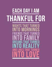 each day i am thankful well said wisdom