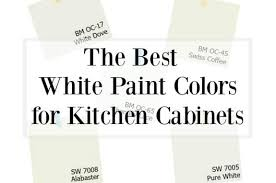 what is the best white to paint cabinets best white paint color for kitchen cabinets wooden