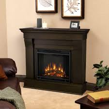 Fireplace Mantels Electric Real Flame Chateau 41 In Electric Fireplace In Espresso 5910e E