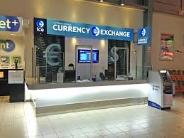 the exchange bureau диалог в пункте обмена валюты at the exchange bureau сurrency