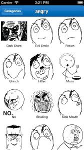 All Meme Faces Download - emoji rage faces entertainment app review ios free for