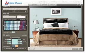 color selection made easy with sherwin williams color visualizer
