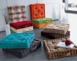 canapé coussin de sol coussin matelas carré lot de 2 becquet sofa au sol