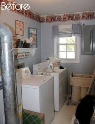 Laundry Room Border - the laundry room re visited or rather