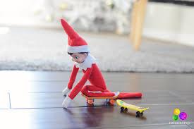 Skateboard Shelf 13 Gross Motor And Midline Elf On The Shelf Activities For Better