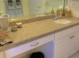 custom bathroom countertops to achieve more than functionality