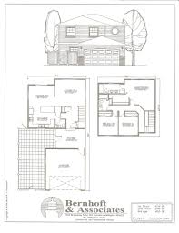 30x58 designing multi family house plans designs bernhoft