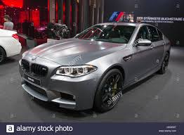 M5 2015 Frankfurt Germany Sep 16 2015 Bmw M5 Shown At The Iaa 2015