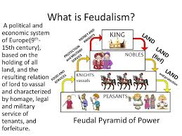 bell ringer what is feudalism why was king john considered a bad