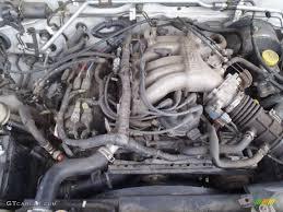 2002 nissan xterra xe v6 3 3 liter sohc 12 valve v6 engine photo
