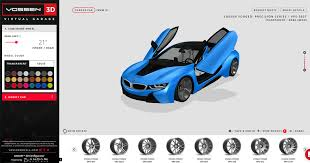 andari systems real time 3d configurator